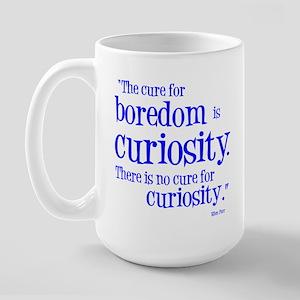 Curiosity Large Mug