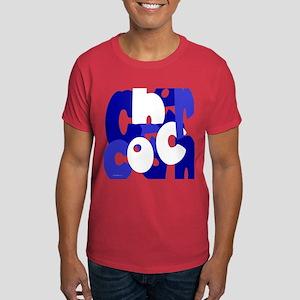 Jumbled Cheer Coach Dark T-Shirt