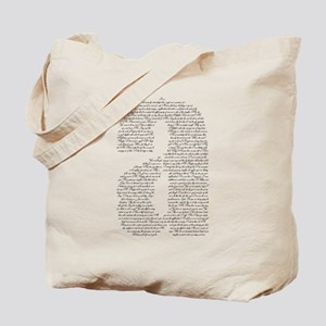 a is for austen Tote Bag