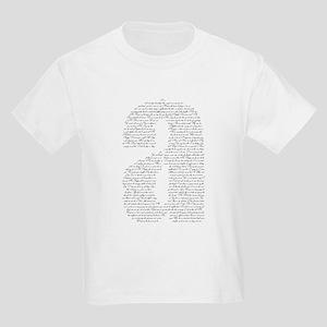 a is for austen Kids Light T-Shirt