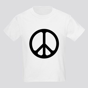 Black CND logo Kids Light T-Shirt
