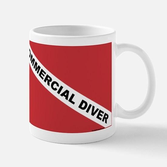 Commercial Diver Mug