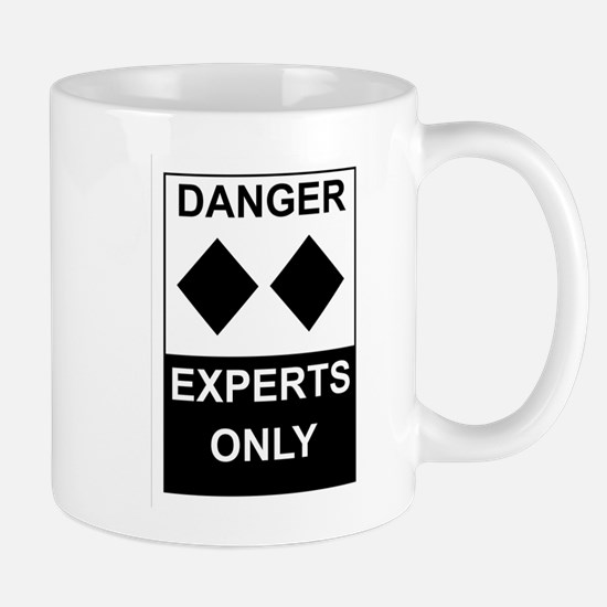 Experts Only 3 Mugs