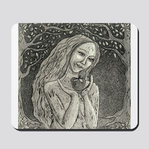 Imperfect Eve Mousepad