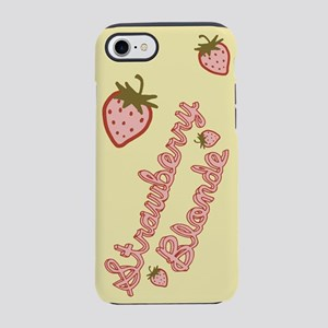 strawberry-blonde_ff iPhone 7 Tough Case
