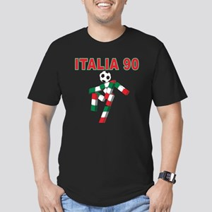 Retro 1990 Italia world cup Men's Fitted T-Shirt (