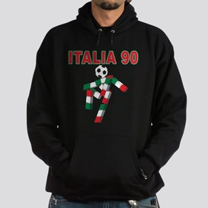Retro 1990 Italia world cup Hoodie (dark)