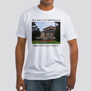 Bayreuth Ring Cycle Fitted T-Shirt