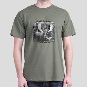 Moose Expedition Dark T-Shirt