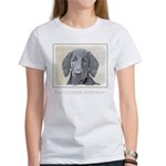 Flat-Coated Retrieve Women's Classic White T-Shirt