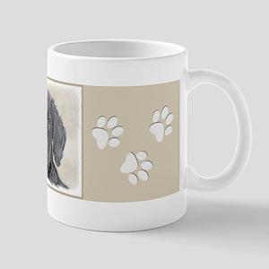 Flat-Coated Retriever 11 oz Ceramic Mug