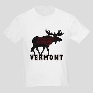 Vermont Moose Kids Light T-Shirt
