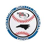 """CNCMSBL Logo 3.5"""" Button"""