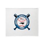 CNCMSBL Logo Throw Blanket
