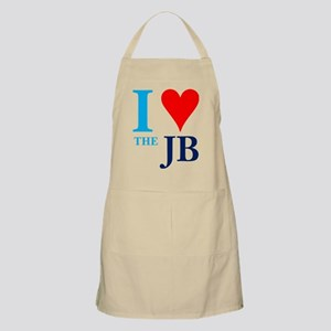 I heart the JB BBQ Apron