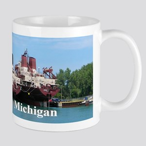 3 Ships Mug