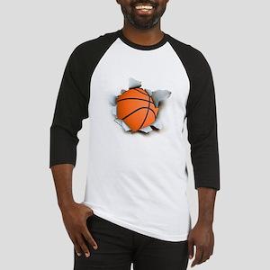 Basketball Burster Baseball Jersey
