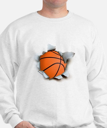 Basketball Burster Sweatshirt