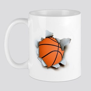 Basketball Burster Mug