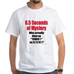 Tower 7 Mystery White T-Shirt