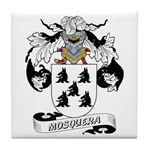 Mosquera Coat of Arms Tile Coaster