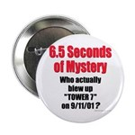 """Tower 7 Mystery 2.25"""" Button"""