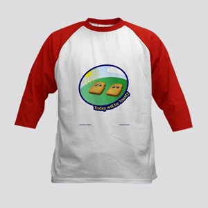 Today will be Toasty - Kids Baseball Jersey