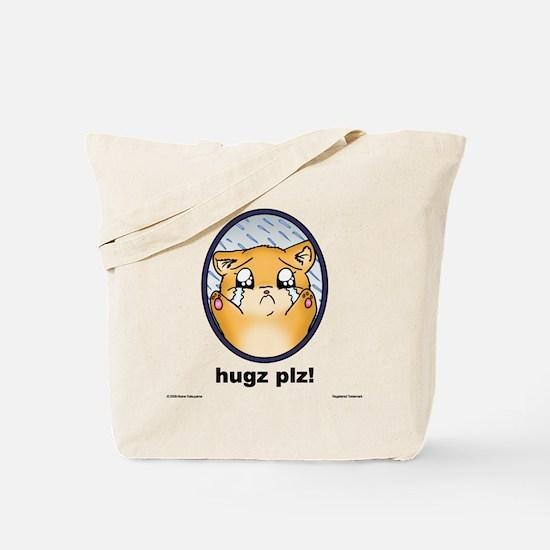 Hugz plz! - Tote Bag