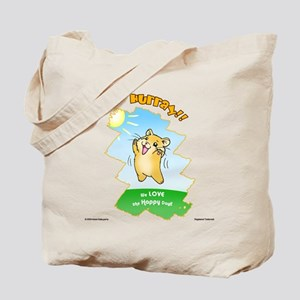 Hurray we love the Happy Day - Tote Bag