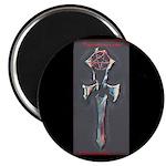Vampyrian TempleUVUP Magnet