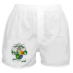Tellez Coat of Arms Boxer Shorts