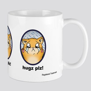 Hugz plz! - Mug