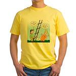 Ladder Lashing Yellow T-Shirt