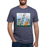 Ladder Lashing Mens Tri-blend T-Shirt