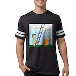 Ladder Lashing Mens Football Shirt