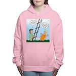 Ladder Lashing Women's Hooded Sweatshirt