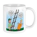 Ladder Lashing 11 oz Ceramic Mug
