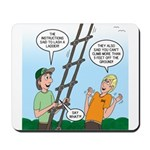 Ladder Lashing Mousepad
