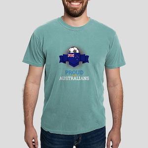 Football Australians Australia Soccer Team T-Shirt