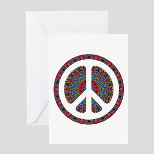 CND Psychedelic1 Greeting Card