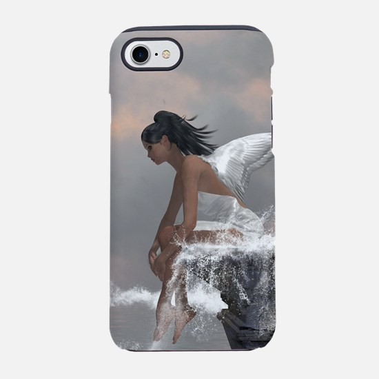 Water Angel iPhone 7 Tough Case