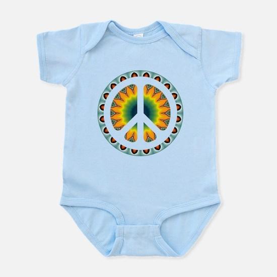 CND Psychedelic5 Infant Bodysuit