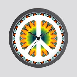 CND Psychedelic5 Wall Clock