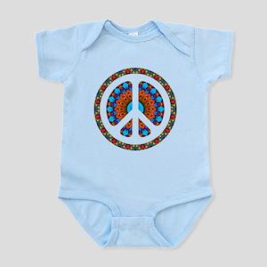 CND Floral4 Infant Bodysuit