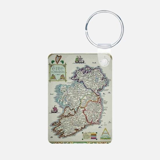 Cute Ireland Keychains
