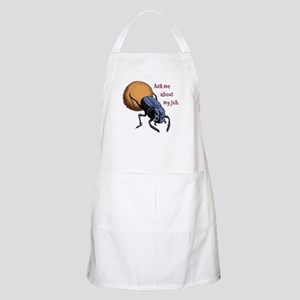 Ask Me About My Job BBQ Apron