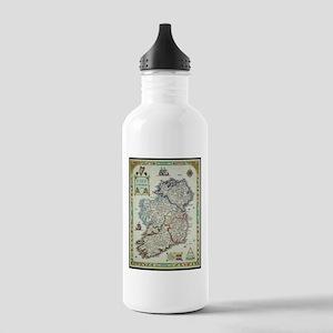 Ireland Map - Irish Ei Stainless Water Bottle 1.0L