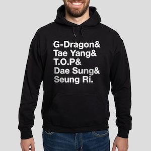 Big Bang (W) Hoodie (dark)