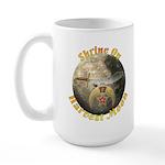 The Kindly Shriner Large Mug