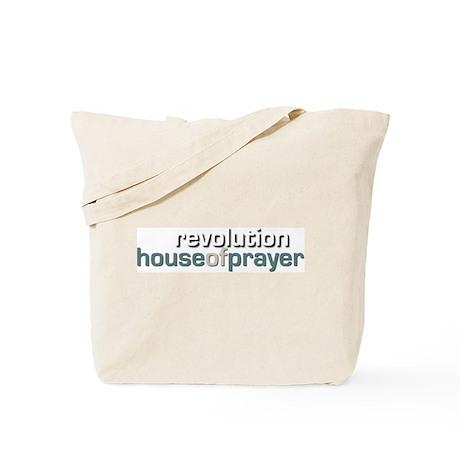 Revolution House of Prayer Tote Bag